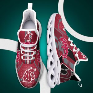 Washington state cougars max soul clunky shoes 4