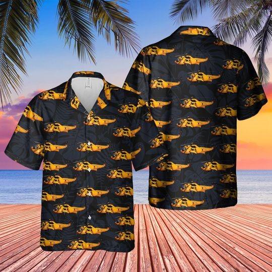 Westland sea king har3 hawaiian shirt 1 5