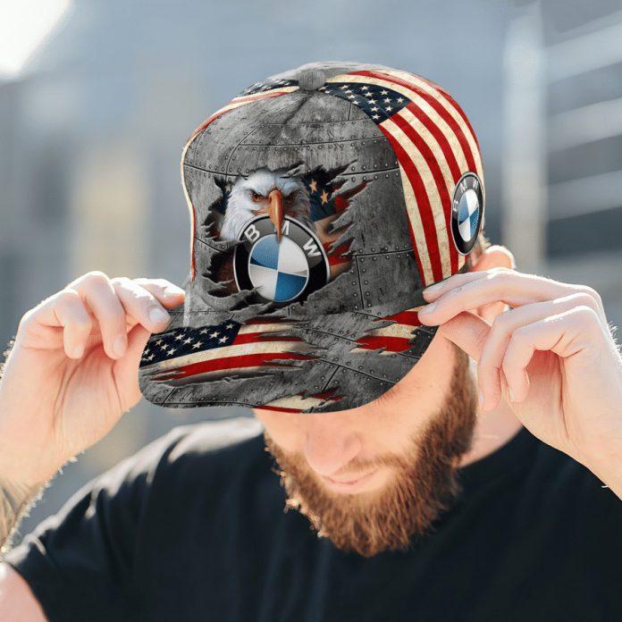Eagle America Bmw Car Cap