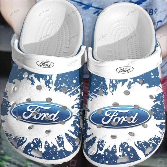 16 Ford crocs croband shoes 1