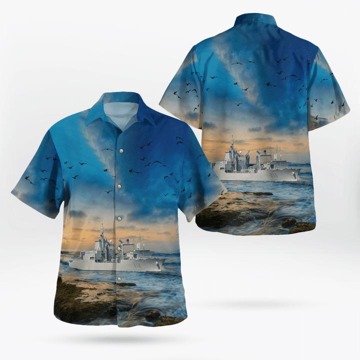 4 Armada Espannola Patino hawaiian shirt 1