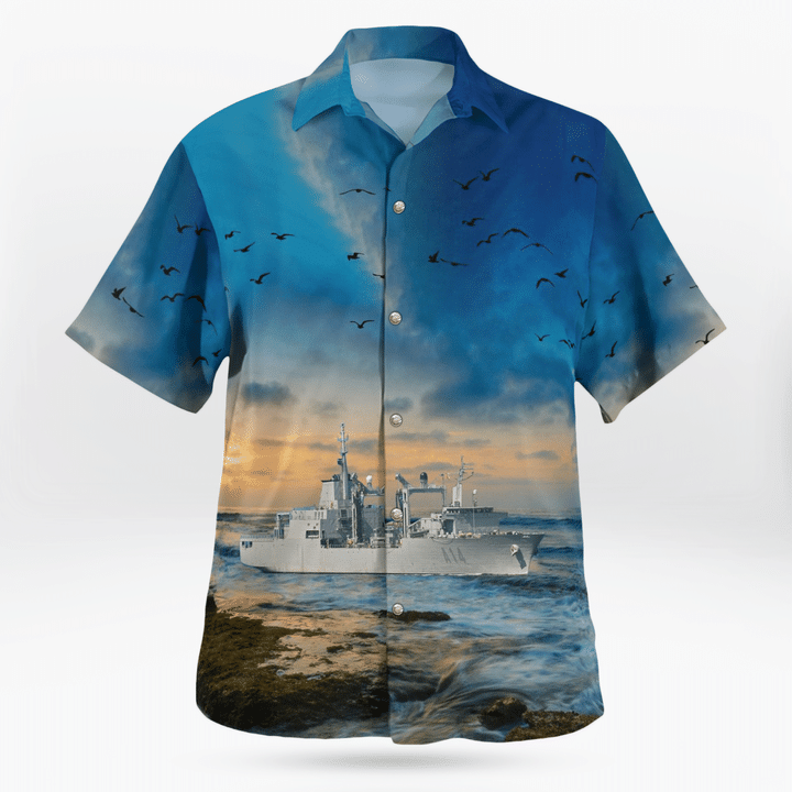 4 Armada Espannola Patino hawaiian shirt 2