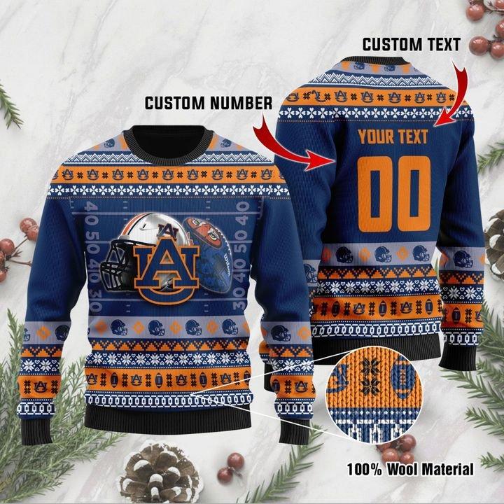 Auburn Tigers ugly sweater 1