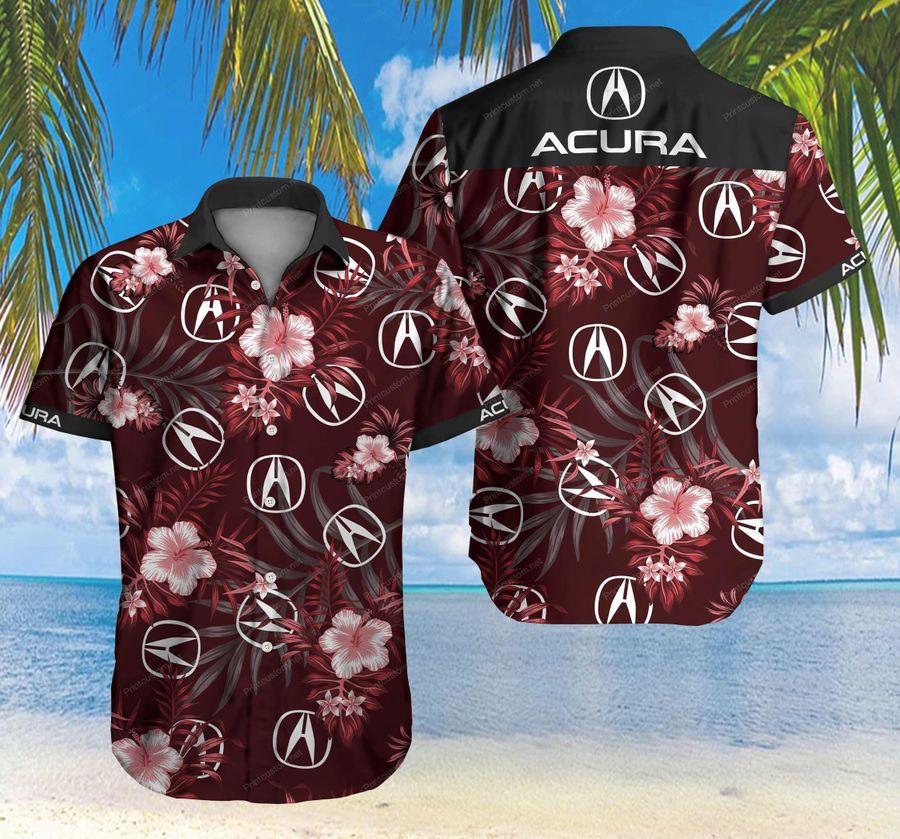 Acura hawaiian shirt 1