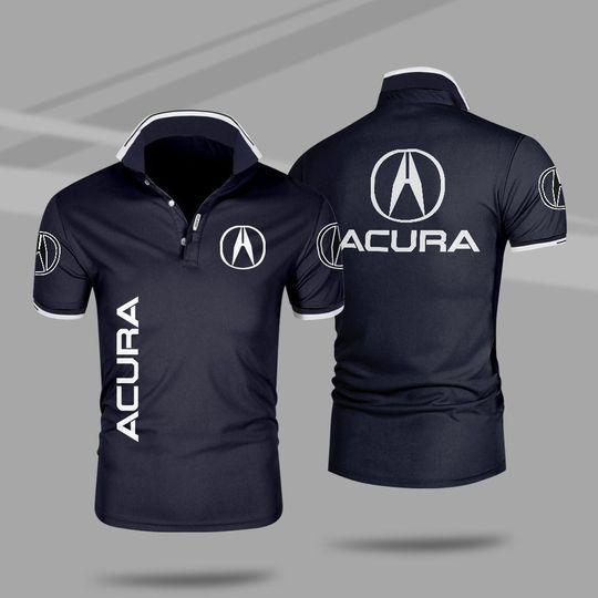 Acura 3d polo shirt 2