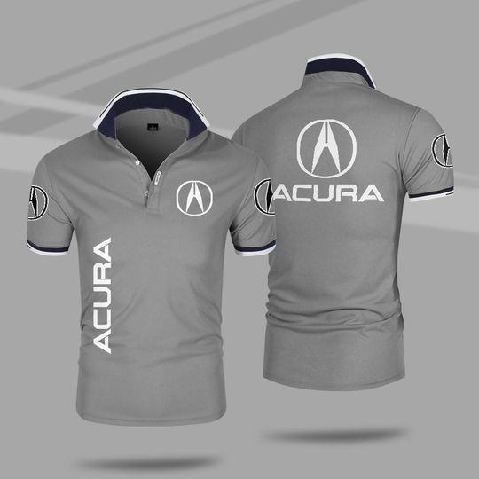 Acura 3d polo shirt 5 1