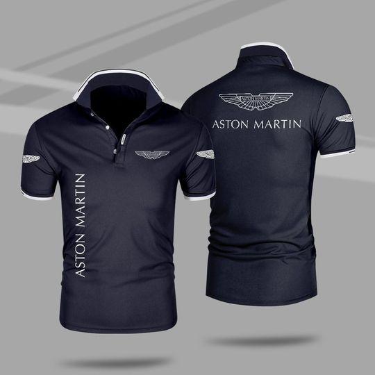 Aston martin 3d polo shirt 2 1