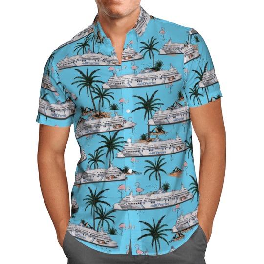 BC ferries coastal celebration hawaiian shirt 2