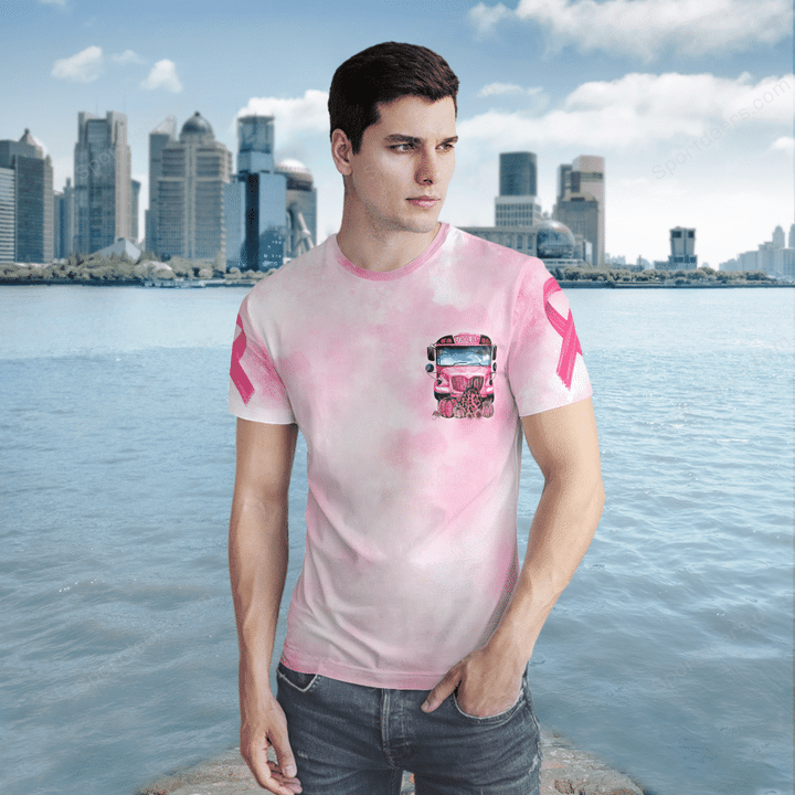 Horse In October We Wear Pink 3D T Shirt