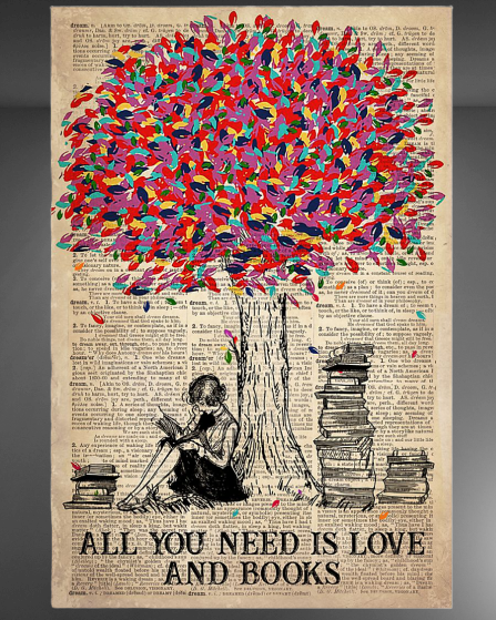 Book All You Need Is Love poster