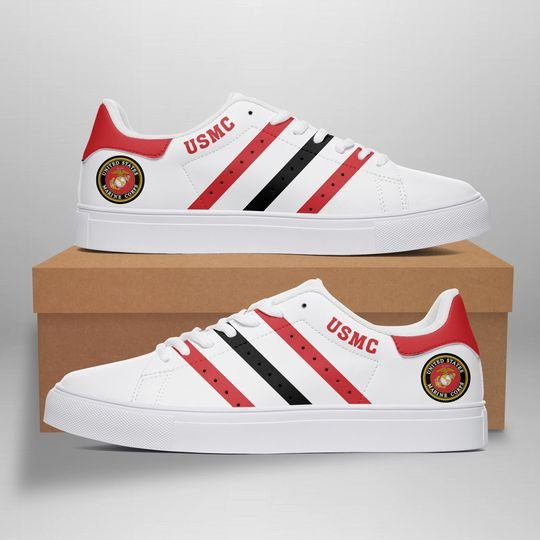 US marine stan smith low top shoes