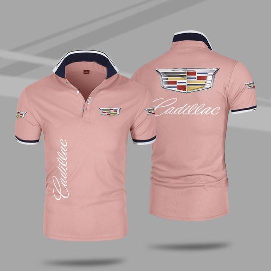 Cadillac 3d polo shirt 4 1
