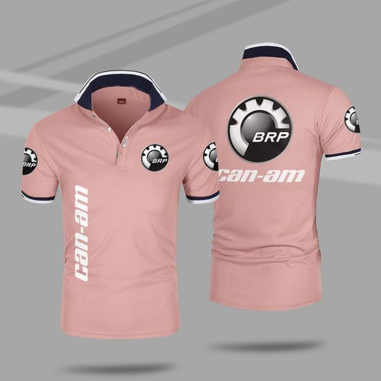 Can am motorcycles 3d polo shirt 4 1