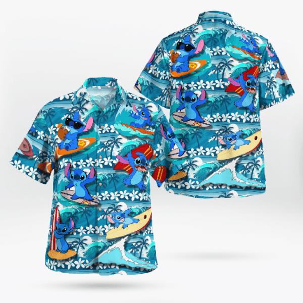 Catching Waves Soakin Ray Stich Funny Sulfing Hawaii Shirt