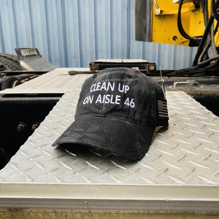 Clean Up On Aisle 46 Auhentic Kryptek Typhon Hat Cap