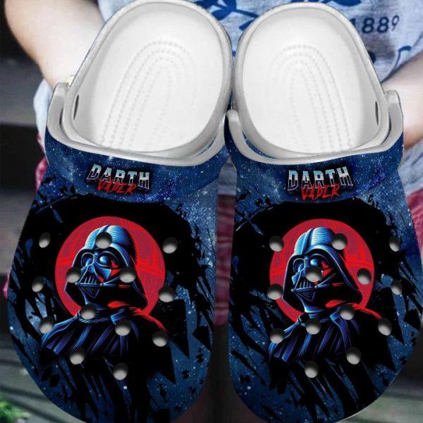 Darth Vader Croc Crocband Shoes