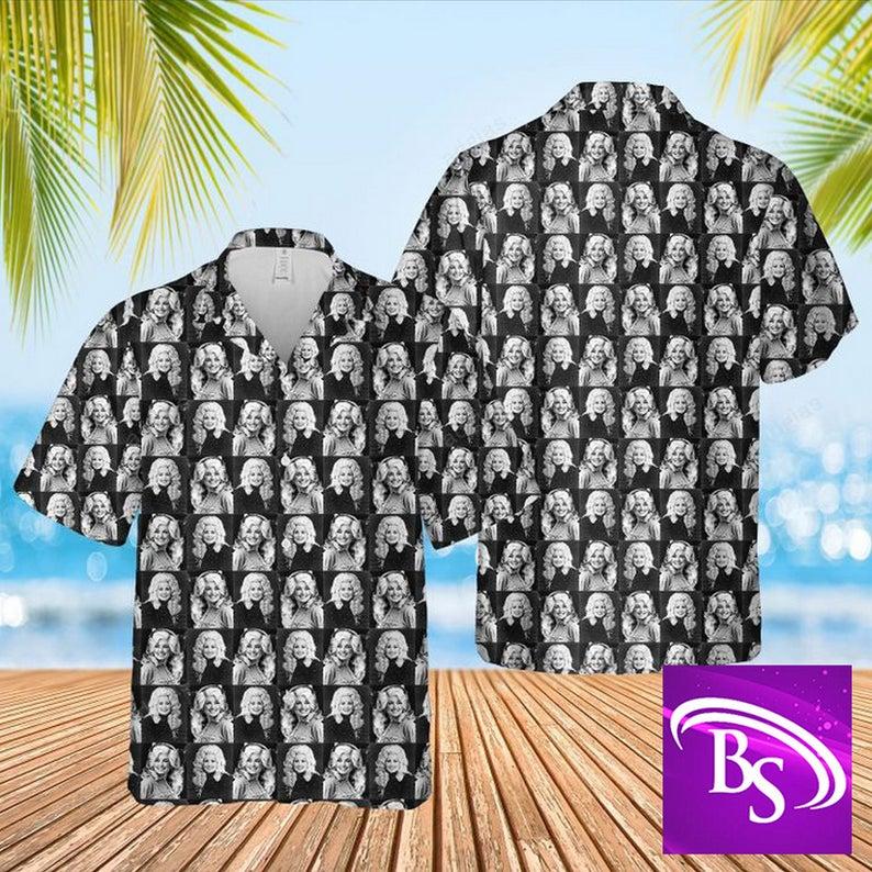 Dolly partron jolene hawaiian shirt 1 1