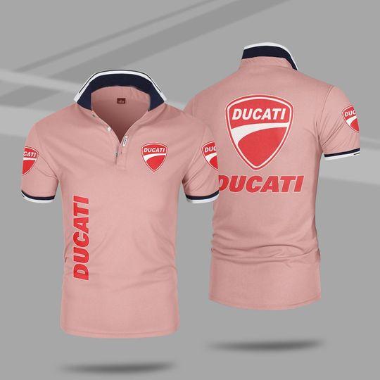 Ducati 3d polo shirt 4 1