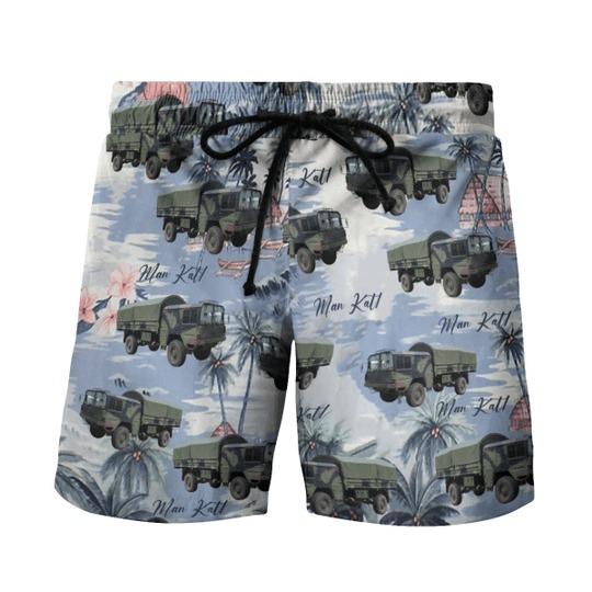 Man KAT1 germany hawaiian shirt and short 2
