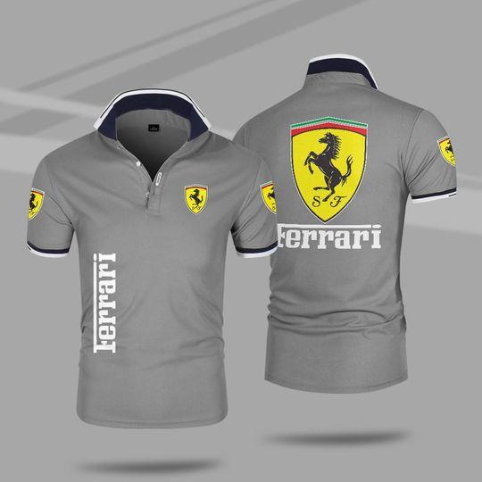 Ferrari 3d polo shirt 5 1