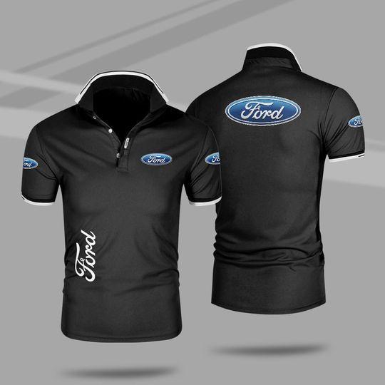 Ford 3d polo shirt 1 1