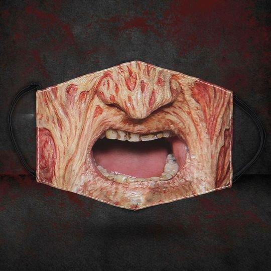 Freddy Krueger Horror Mask