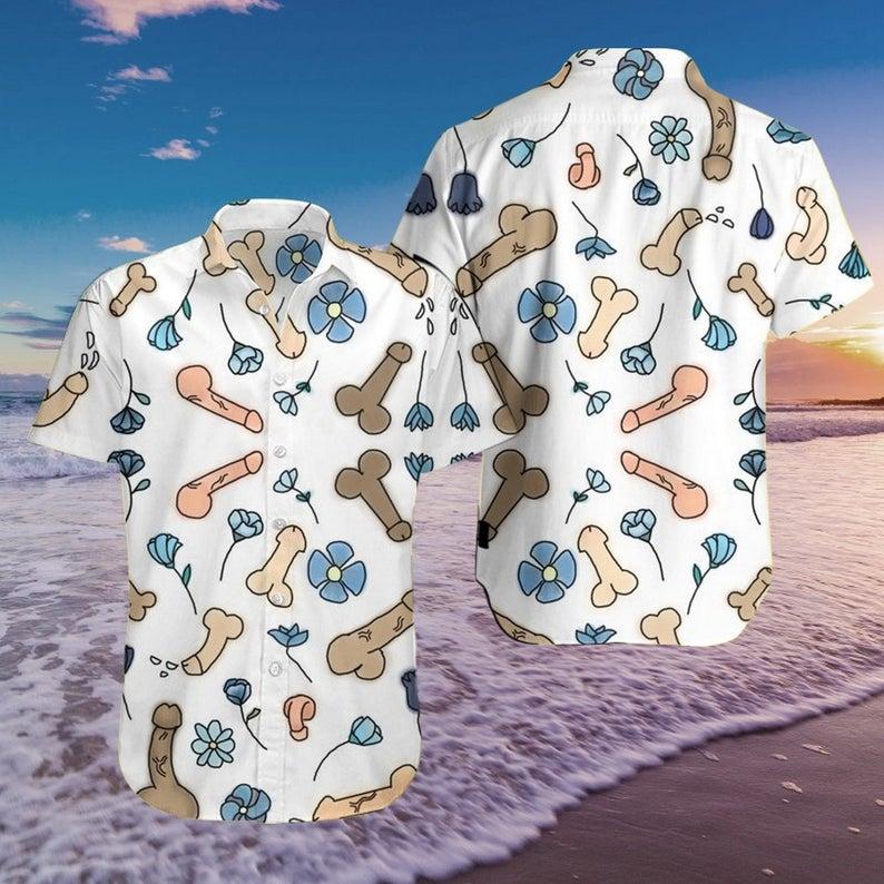 Funny hawaiian shirt 1 1