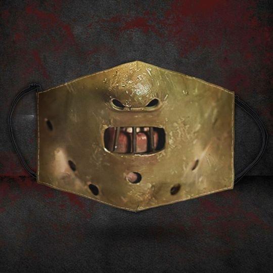 Hannibal Legter Horror Mask