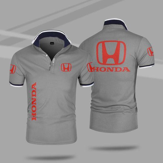 Honda 3d polo shirt 5 1