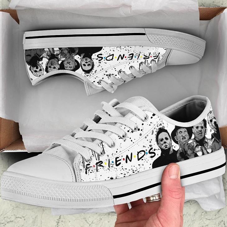 Hooror Low Top Shoes