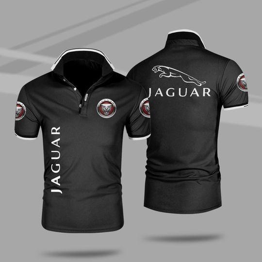 Jaguar 3d polo shirt 1 1