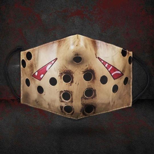 Jason Voorhees Horror Mask