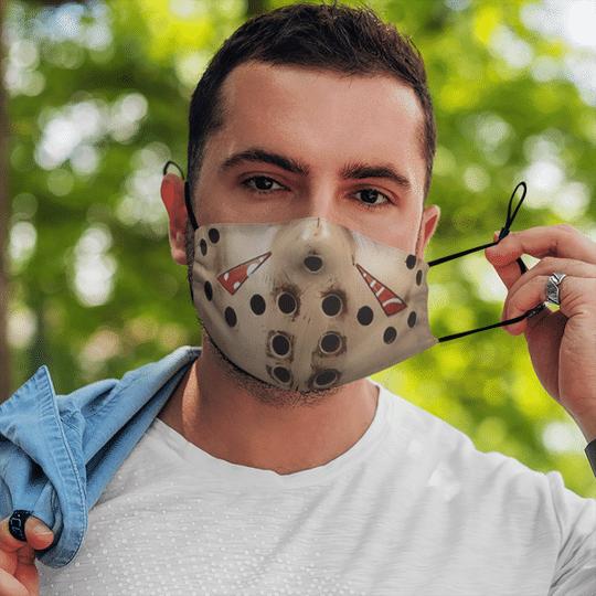 Jason Voorhees Horror Mask1