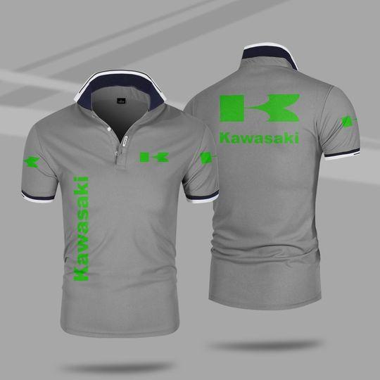 Kawasaki 3d polo shirt 5 1