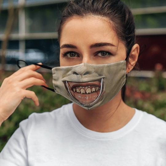 Leatherface Horror Mask