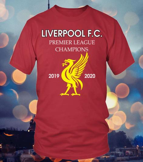 LiverpoolF.CPremierLeagueChampionsshirt