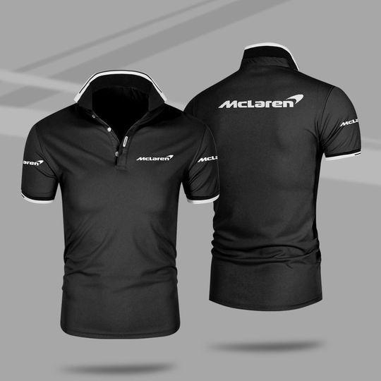 Mclaren 3d polo shirt 1