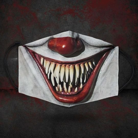 New Pennywise Horror Mask