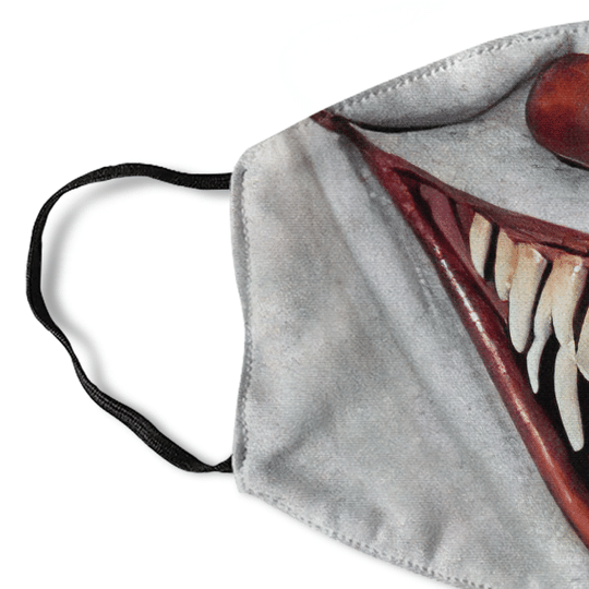 New Pennywise Horror Mask1