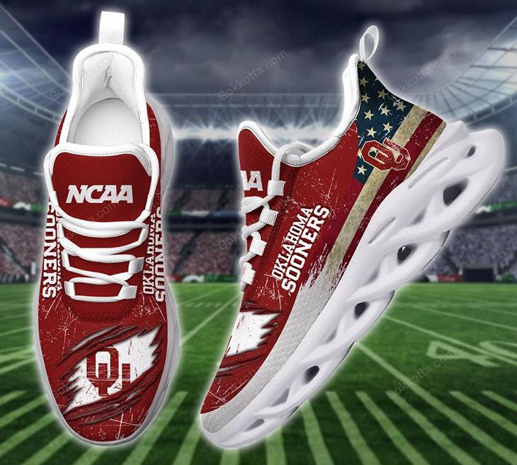 Oklahoma Sooners Max Soul Shoes