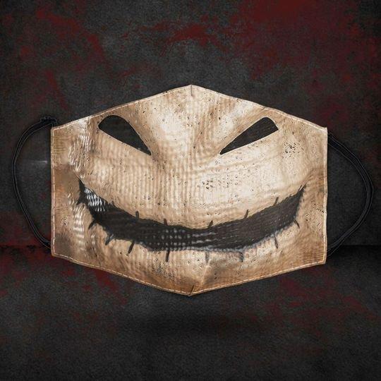 Oogie Boogie Horror Mask