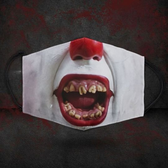 Pennywise Horror Mask