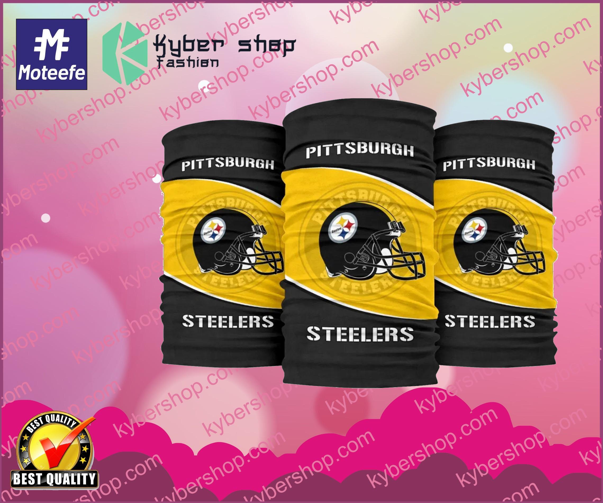 Pittsburgh steelers bandana