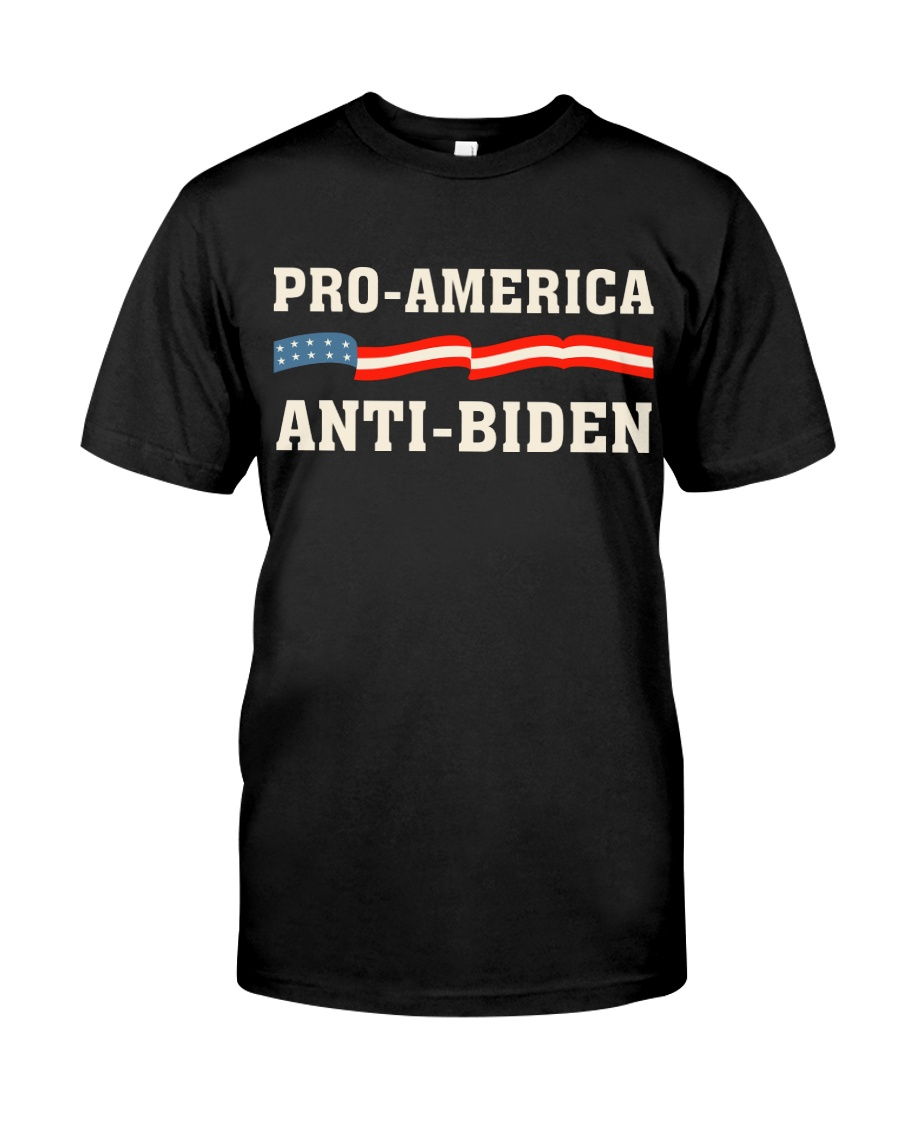 Pro America Anti Biden Shirt