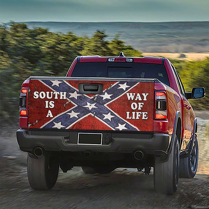 South Is A Way Of Life Decal