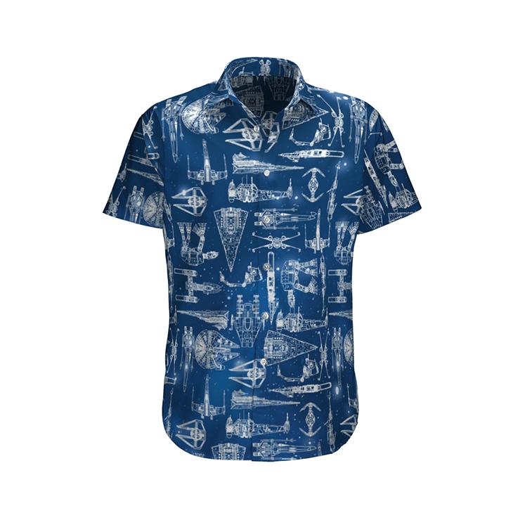 Star War Hawaiian Shirt