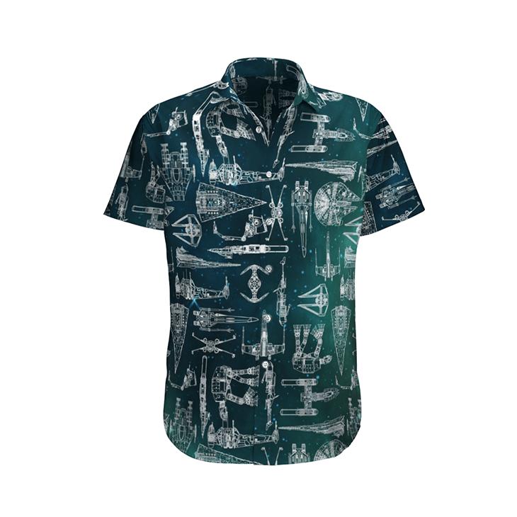 Star War Hawaiian Shirt3