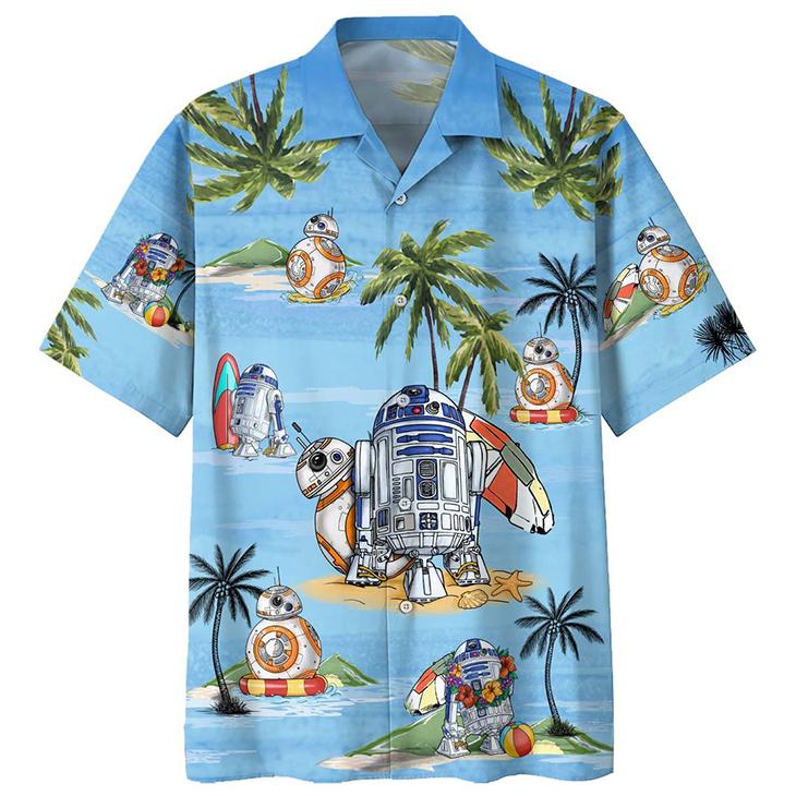 Summer Time Hawaiian Shirt