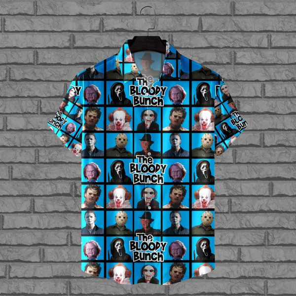 The Bloody Bunch Hawaiian Shirt