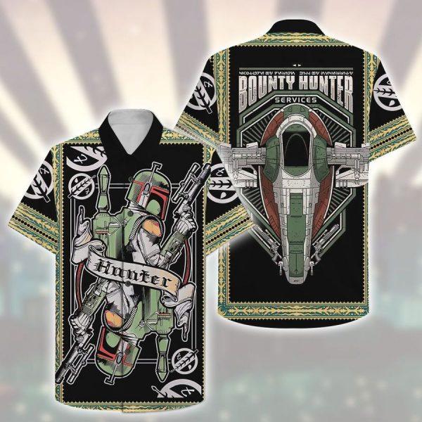 The Bounty Hunter Hawaiian Shirt